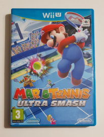 Wii U Mario Tennis Ultra Smash (CIB) HOL