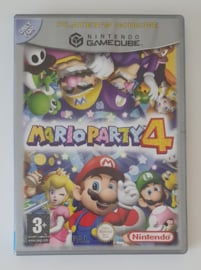 Gamecube Mario Party 4 Player's Choice (CIB) HOL