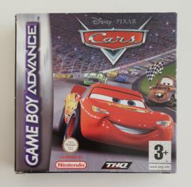 GBA Disney Pixar Cars (CIB) HOL