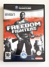 Gamecube Freedom Fighters (CIB) HOL