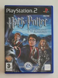 PS2 Harry Potter en de Gevangene van Azkaban (CIB)