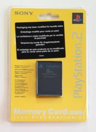 PS2 Memory Card (New)