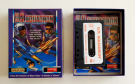ZX Spectrum UN Squadron (CIB)