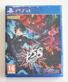 PS4 Persona 5 Strikers Limited Edition (factory sealed)