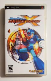 PSP Megaman - Maverick Hunter X (CIB) US Version