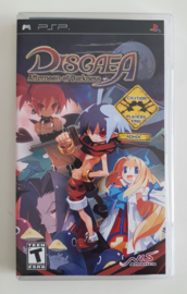 PSP Disgaea - Afternoon of Darkness (CIB) US Version