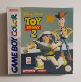 GBC Toy Story 2 (Box + Cart) UKV