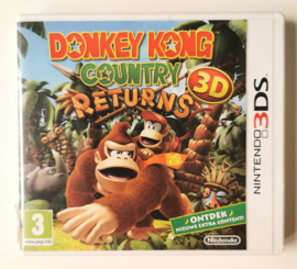 3DS Donkey Kong Country Returns 3D (CIB) EUR