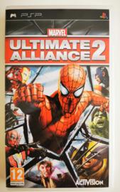 PSP Marvel Ultimate Alliance 2 (CIB)