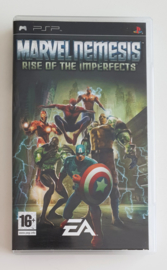 PSP Marvel Nemesis - Rise of the Imperfects (CIB)