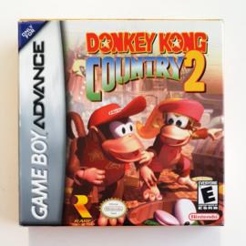 GBA Donkey Kong Country 2 (CIB) USA