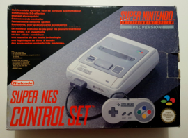 Super Nes Control Set - HOL