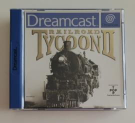 Dreamcast Railroad Tycoon II (CIB)