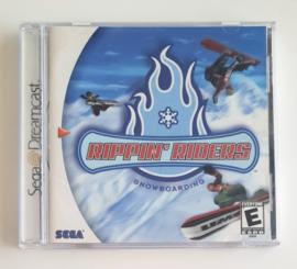 Dreamcast Rippin' Riders Snowboarding (CIB) US Version