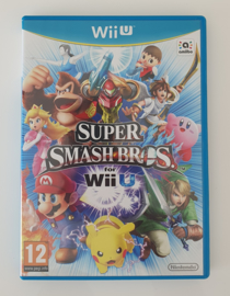 Wii U Super Smash Bros for Wii U (CIB) HOL