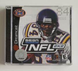 Dreamcast NFL 2K2 (CIB) US Version