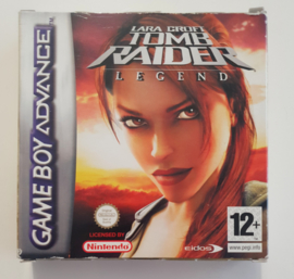 GBA Lara Croft Tomb Raider Legend (CIB) EUR