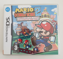 DS Mario VS. Donkey Kong 2 - March of the Minis (CIB) FAH