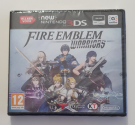 3DS Fire Emblem - Warriors (factory sealed) HOL