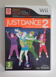 Wii Just Dance 2 (CIB) HOL
