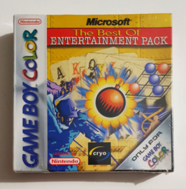 GBC The Best Of Entertainment Pack (sealed)