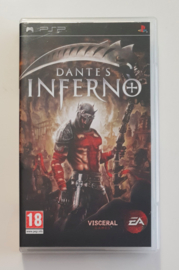 PSP Dante's Inferno (CIB)