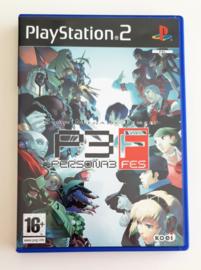 PS2 Persona 3 FES (CIB)