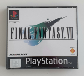 PS1 Final Fantasy VII (CIB)