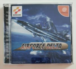 Dreamcast Airforce Delta (CIB) Japanese Version