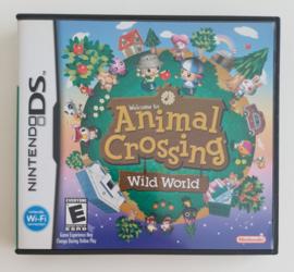 DS Animal Crossing - Wild World (CIB) USA