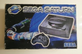 Sega Saturn Console Set (Long Box)