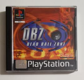 PS1 Dead Ball Zone (CIB)