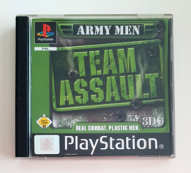 PS1 Army Men Team Assault (CIB)