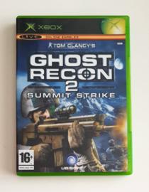Xbox Ghost Recon 2 Summit Strike (CIB)