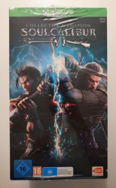 Xbox One Soul Calibur VI Collector's Edition (factory sealed)