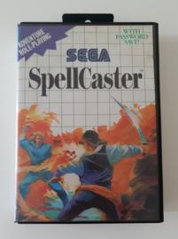 Master System Spellcaster (Box + Cart)