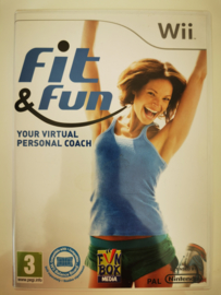 Wii Fit & Fun (CIB) EUR