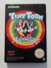 NES Tiny Toon Adventures (Box + Cart) NOE