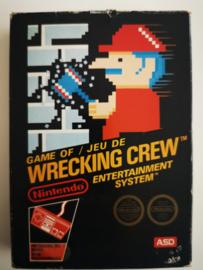 NES Wrecking Crew (CIB) FRA