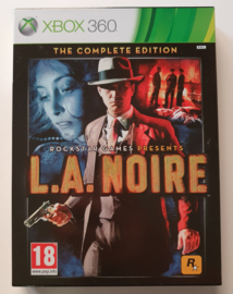X360 L.A. Noire - The Complete Edition (CIB)