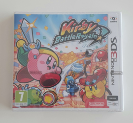 3DS Kirby - Battle Royale (factory sealed) HOL