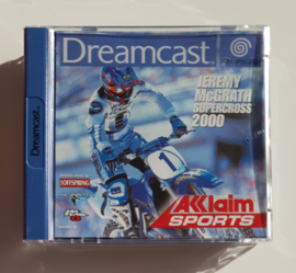 Dreamcast Jeremy McGrath Supercross (CIB)