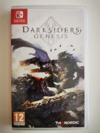 Switch Darksiders Genesis (factory sealed) EUR