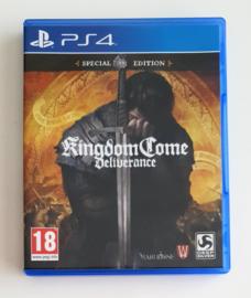 PS4 Kingdom Come Deliverance - Special Edition (CIB)