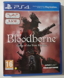PS4 Bloodborne Game of the Year Edition (CIB)