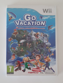 Wii Go Vacation (CIB) HOL