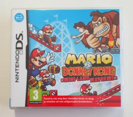 DS Mario VS. Donkey Kong - Mini Land Mayhem (CIB) FAH