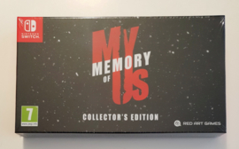 Switch My Memory of Us Collector's Edition (factory sealed) UKV