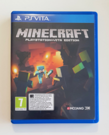 PS Vita Minecraft Playstation Vita Edition (CIB)