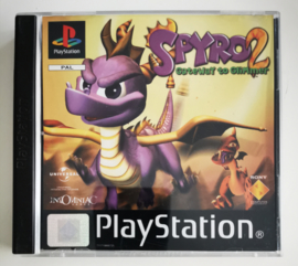 PS1 Spyro 2 - Gateway to Glimmer (CIB)